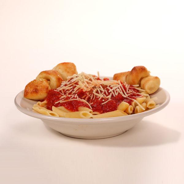 Spaghetti or Penne with marinara